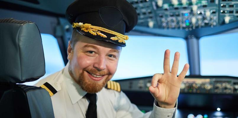 pilot olmak için dil eğitimi