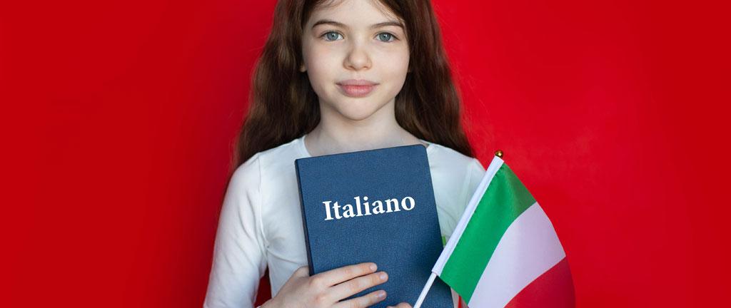 İtalyanca dili öğrenin